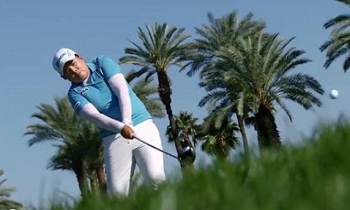 Inbee Park: Première golfeuse à pouvoir faire le Grand Chelem?