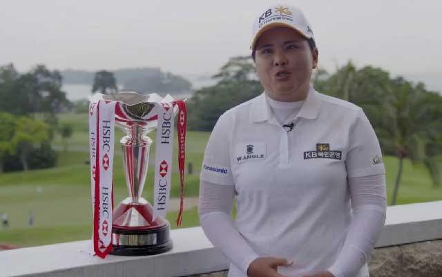 Inbee Park: Championne des championnes à Singapour