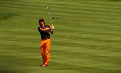 L'intelligence n'est pas une garantie pour bien jouer au golf!