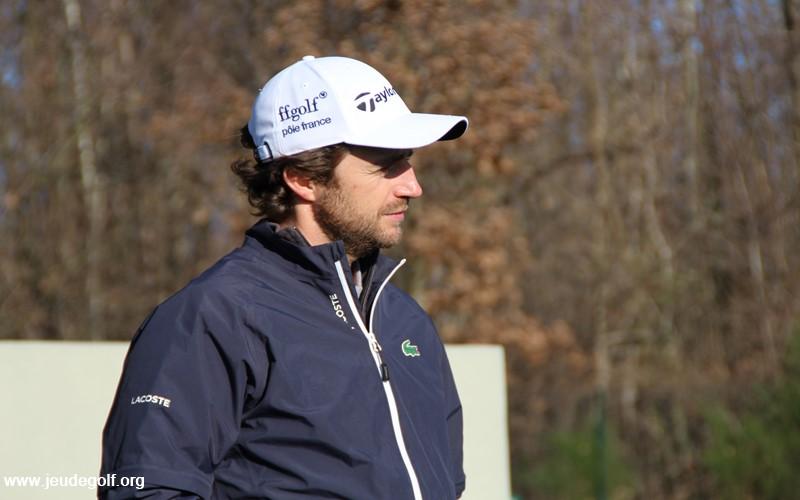 Interview Renaud Gris, entraîneur des équipes de France de golf (1ère partie)