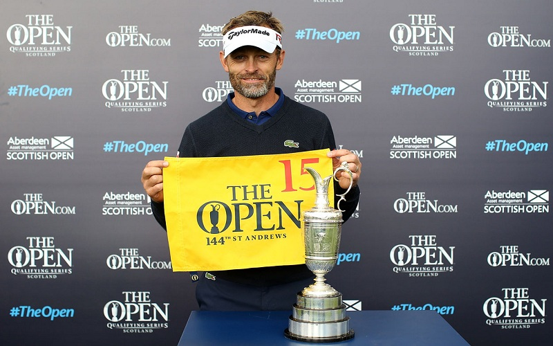 Scottish Open: Fowler vole la vedette à Jacquelin