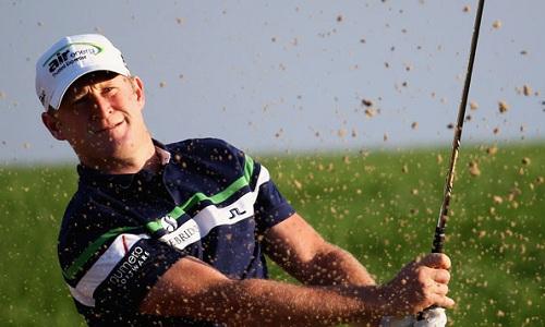Jamie Donaldson, actuel leader de la Race To Dubai 2014
