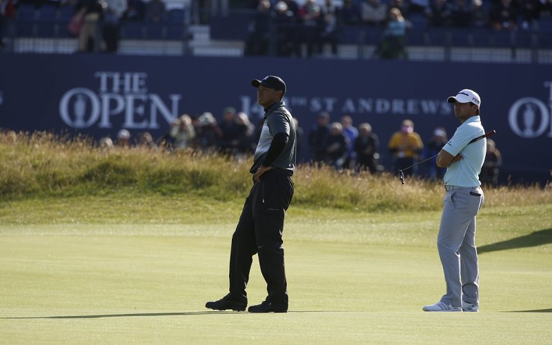 Jason Day marche-t-il dans les pas de Tiger Woods? Crédit Photo : Mark Newcombe