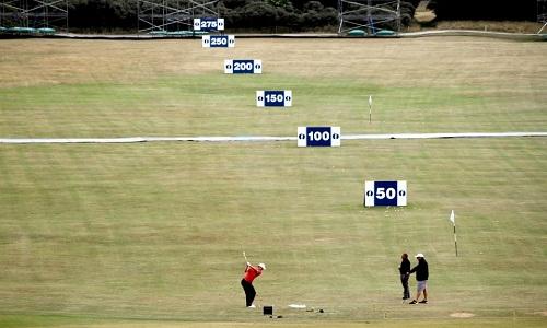 Hackgolf: Réinventer l'expérience du jeu et développer le golf !