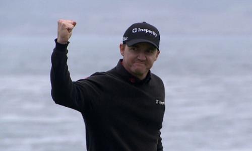 Jimmy Walker: Le meilleur golfeur du début de saison 2014?