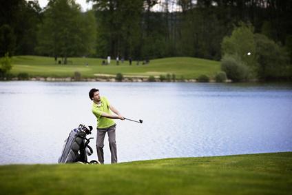 Dix raisons pour jouer seul au golf !