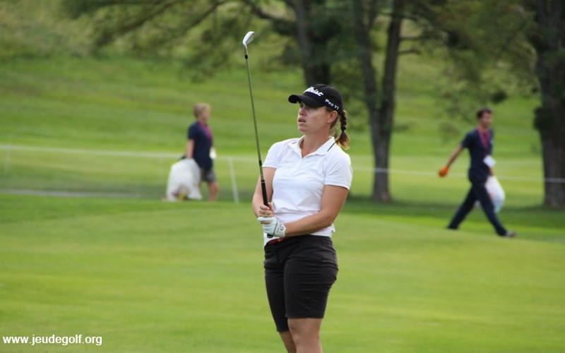 Sur le classement des 50 meilleures golfeuses du monde, vous ne trouvez que 5 européennes dont la française Karine Icher (44eme) joueuse sur le circuit américain.