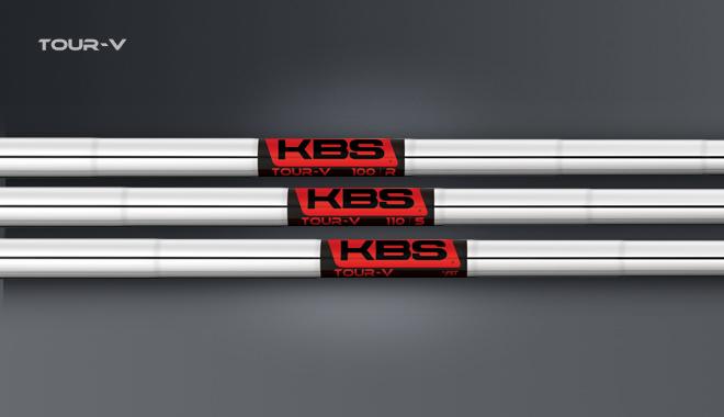 Nouveaux shafts KBS TOUR V