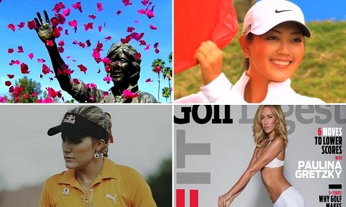 KNC: Wie et Thompson répondent à Paulina Gretsky et Golf Digest