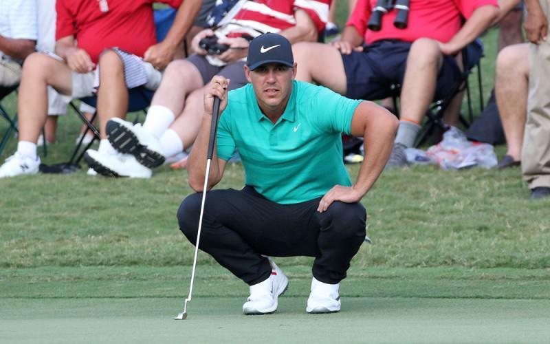 Brooks Koepka : Meilleur golfeur de l'année 2018, et encore il n'a pas aussi bien putté qu'en 2017 !
