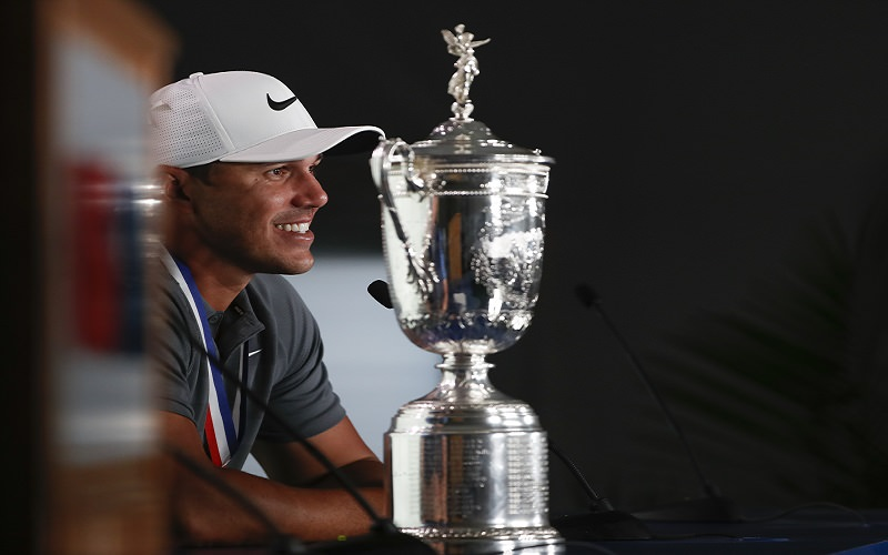 US Open : L'étonnante victoire de Brooks Koepka - crédit photo : USGA
