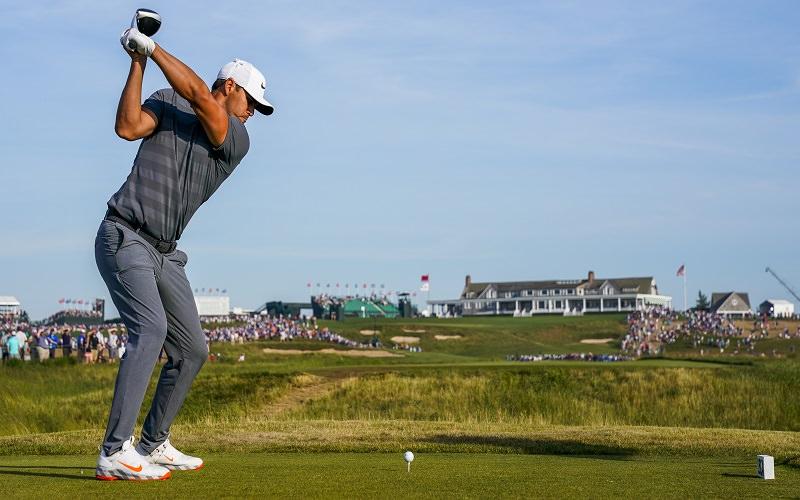 Aujourd'hui, dans cette même logique, il est surpassé par la nouvelle génération, dont Brooks Koepka est certainement l'un des golfeurs les plus emblématiques.