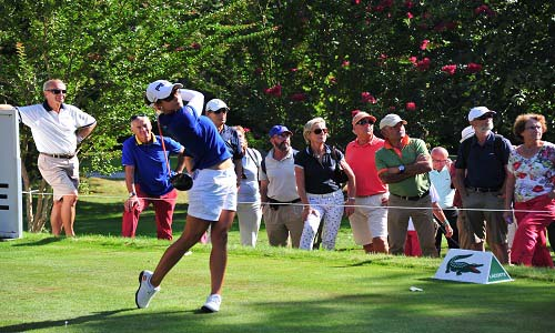 Lacoste Ladies Open de France: Azahara Muñoz double la mise