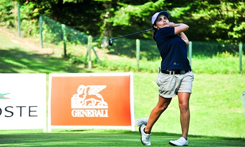 Lacoste Ladies Open de France: Maria Hernandez tient bon!
