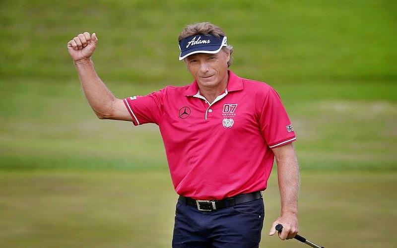 Langer, la passion du golf chevillé au corps @Adamsgolf