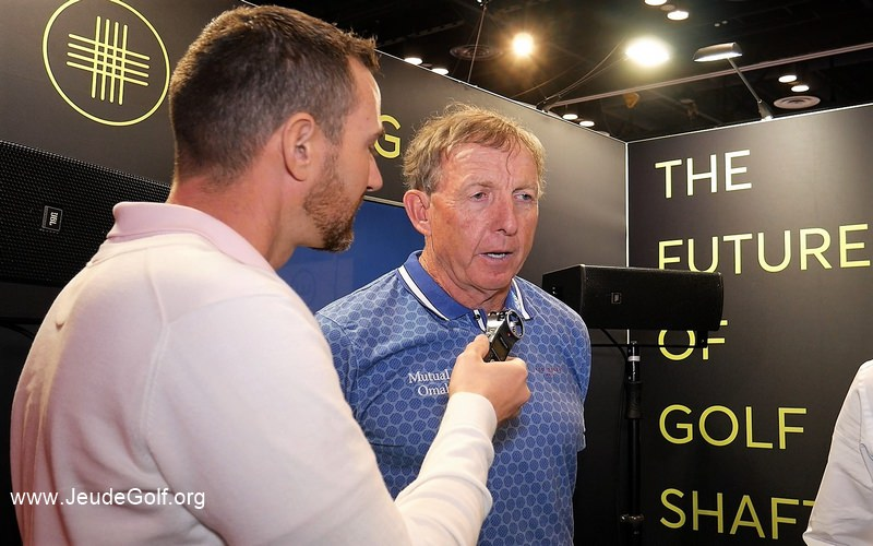 David Leadbetter : Nous allons assister à un bouleversement en matière de clubs de golf