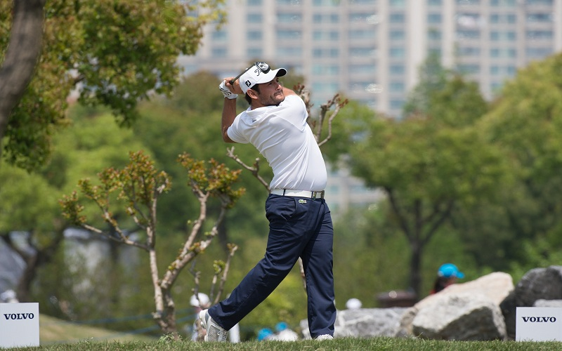 3ème du Volvo China Open, Alex Levy prêt pour le WGC-Cadillac Match-Play (crédit photo : volvochina open)