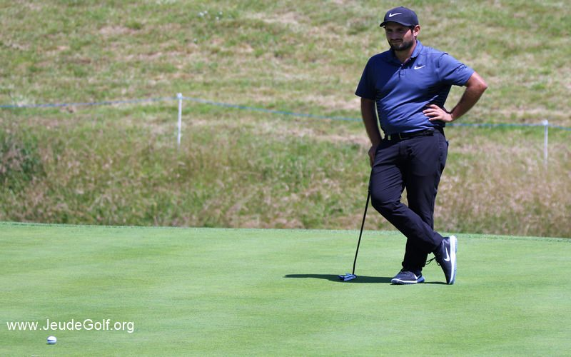 HNA Open de France 2018: Levy chasse la pression