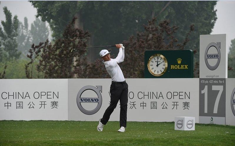 Volvo China Open : Li Haotong drive vers le succès de son pays