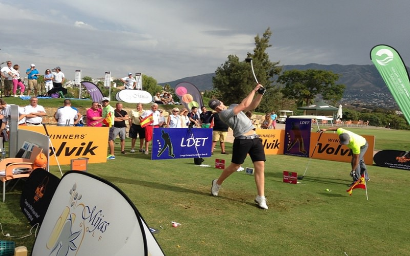 Thomas Morel: « Le long drive…une autre discipline que le golf !»