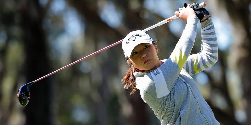 Lydia Ko, le nouveau visage de Callaway, numéro un mondial de golf