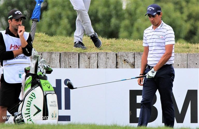 Manassero : La désillusion d'un grand espoir du golf italien