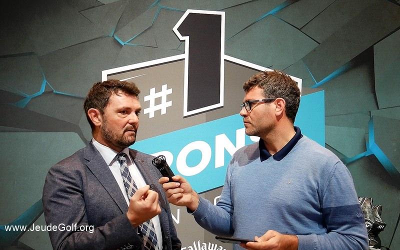 Emmanuel Gedouin : Tenir la promesse de performance auprès du golfeur