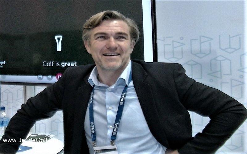 Manuel Biota - Bluegreen : Notre objectif consiste à démontrer à une plus large audience que l'on peut s'amuser sur un golf