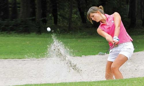 Score du Grand Prix Schweppes PGA France: Marion Ricordeau sensationnelle!