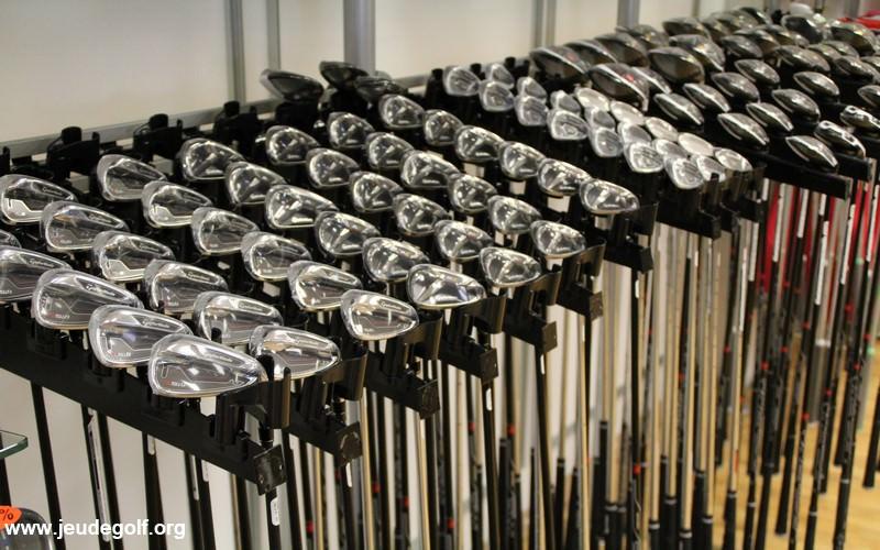 Quelles marques de matériel de golf ont le plus gagné en 2016 ?