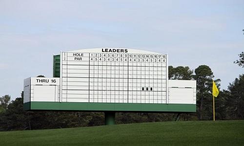 Qui inscrira son nom au sommet du leaderboard du Masters 2014?
