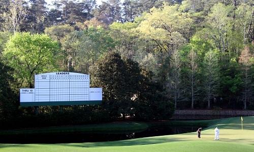Sur qui parier au Masters d'Augusta 2014?