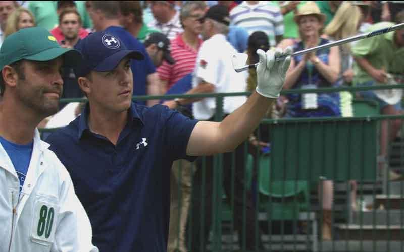 Spieth remporte le Masters d'Augusta 2015 en battant tous les records
