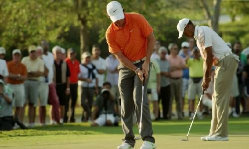« J'ai toujours été le type de golfeurs qui n'a jamais vraiment eu besoin de s'en remettre à son putting. »