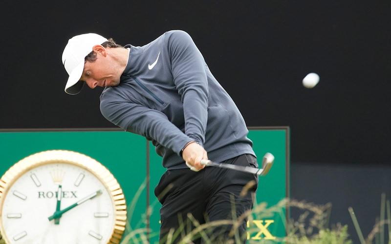 The Open 2017: Fitzgerald secoue McIlroy pour qu'il se réveille enfin ! - Crédit photo à Birkdale : Mark Newcombe