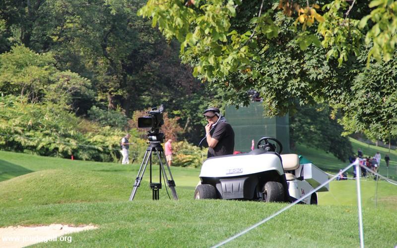 L'essentiel du problème étant une trop grande sous-médiatisation du golf féminin.