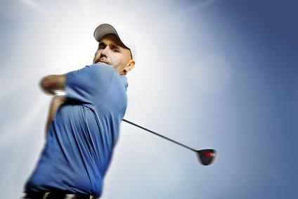 Dans la tête d'un champion de golf…