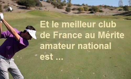 Mérite Amateur: le classement des meilleurs clubs de France sur 5 ans
