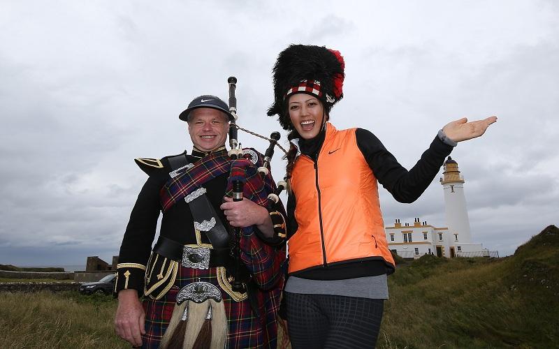 Ricoh British Women's Open: Michelle Wie souriante malgré la douleur