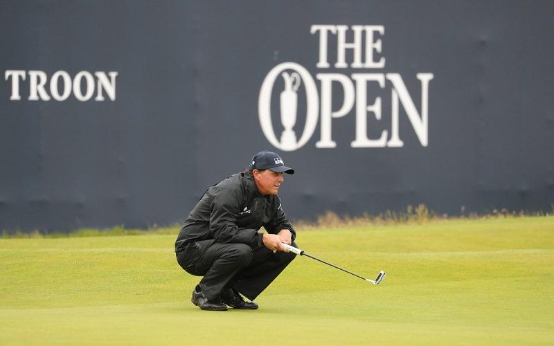 Comment Mickelson s'est-il transformé en golfeur de links ?