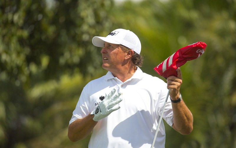 Phil Mickelson peut-il encore gagner le Masters? Crédit photo : Mark Newcombe