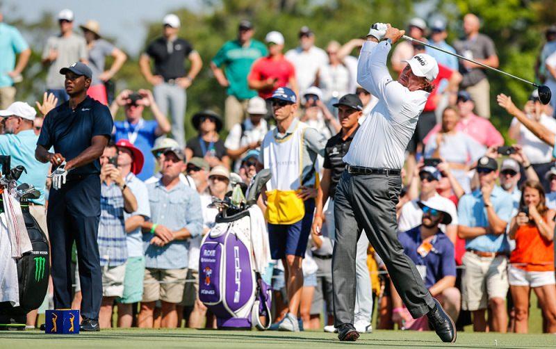 Pour l'avenir à court terme, Mickelson admet se concentrer plus sur le Masters que sur le prochain US Open, à Pebble Beach, dans quatre mois.