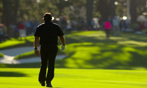 US Open de golf 2014: Mickelson rode son jeu au Memorial