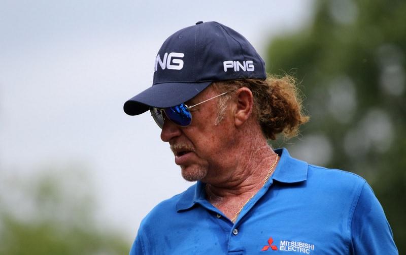 Miguel Angel Jimenez peut-il devenir le meilleur golfeur senior du monde ? Crédit photo : Michael Wade/Icon Sportswire