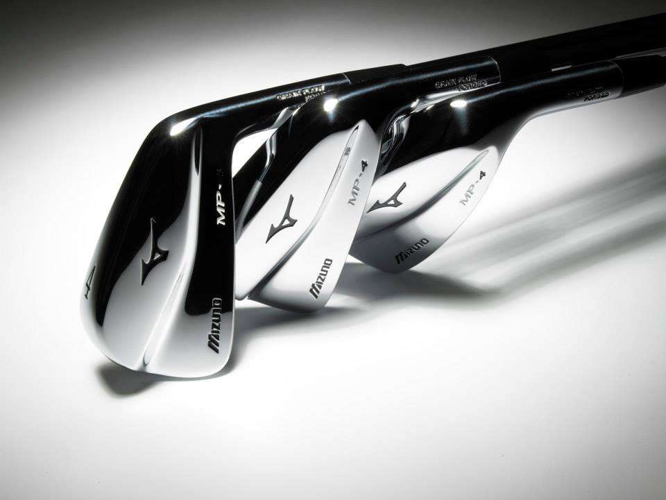 Mizuno : L'art de forger les clubs de golf