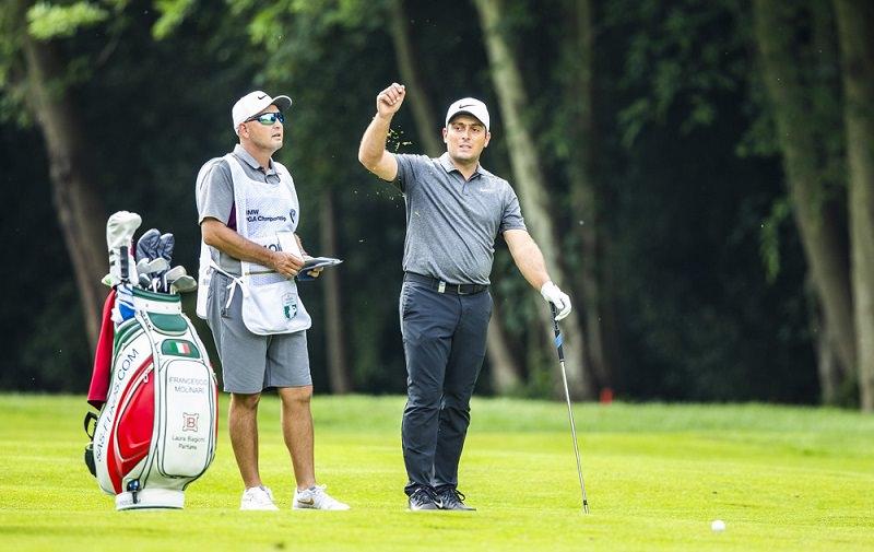 BMW PGA Championship : C'était la semaine de Francesco Molinari