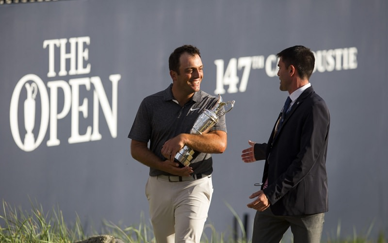 Francesco Molinari devient le premier italien à remporter The Open Championship - David Blunsden/Actionplus/Icon Sportswire