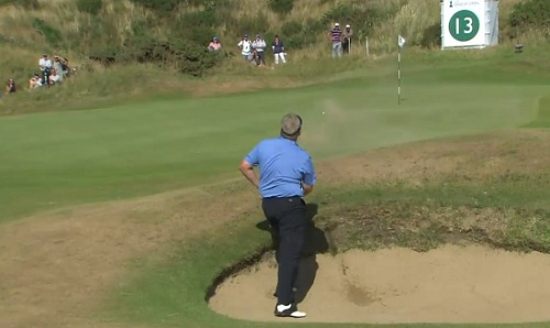Monty : un rookie sur le Senior Tour !