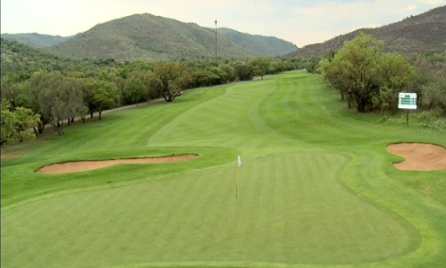 Parcours du Nedbank Golf Challenge