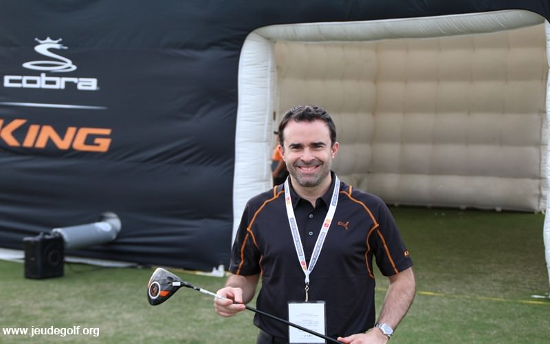Interview Nicolas Girard – Directeur Cobra Puma Golf France